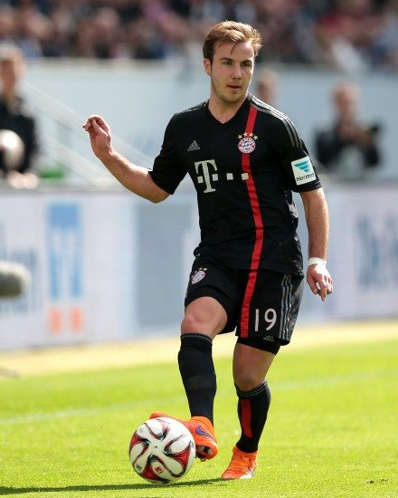 Mario Götze: Ergänzungsspieler oder Leader in Spé