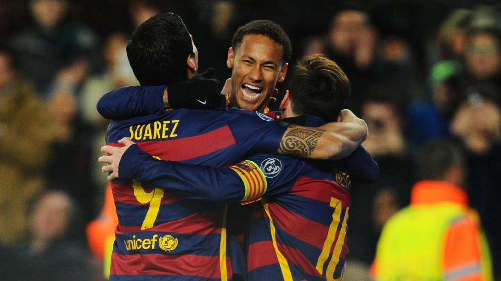 MSN - Messi, Suarez, Neymar. Das beste Sturmtrio der Welt