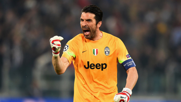 Gianluigi Buffon is the most expensive