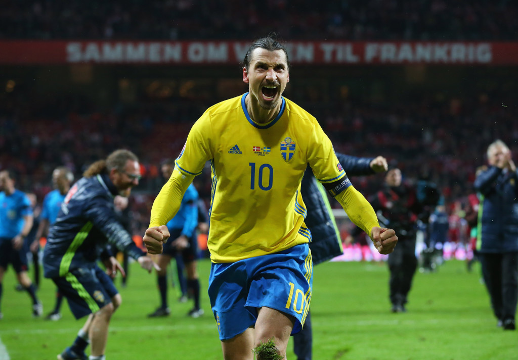 Denmark v Sweden - UEFA EURO 2016 Qualifier: Play-Off Second Leg