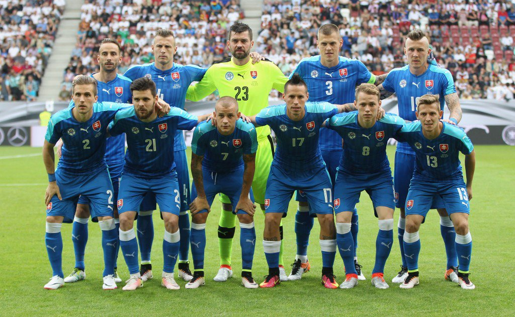 Spieler Slowakei