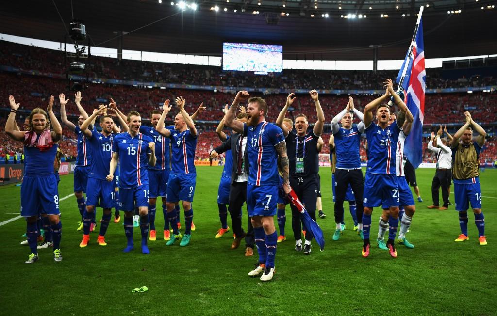 Island - Ungeschlagen durch die Vorrunde und mehr Tore als Deutschland geschossen -Foto: Getty Images
