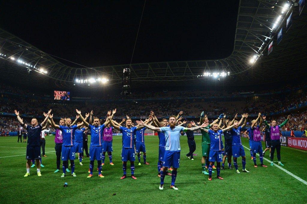 Spielen sie bald in den europäischen Top-Ligen? Die Island-Profis - Foto: Getty Images
