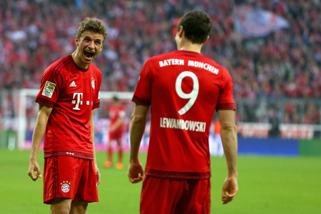 Auf Platz 2 der DFB-Marketing Stars - Thomas Müller - Foto: Getty Images