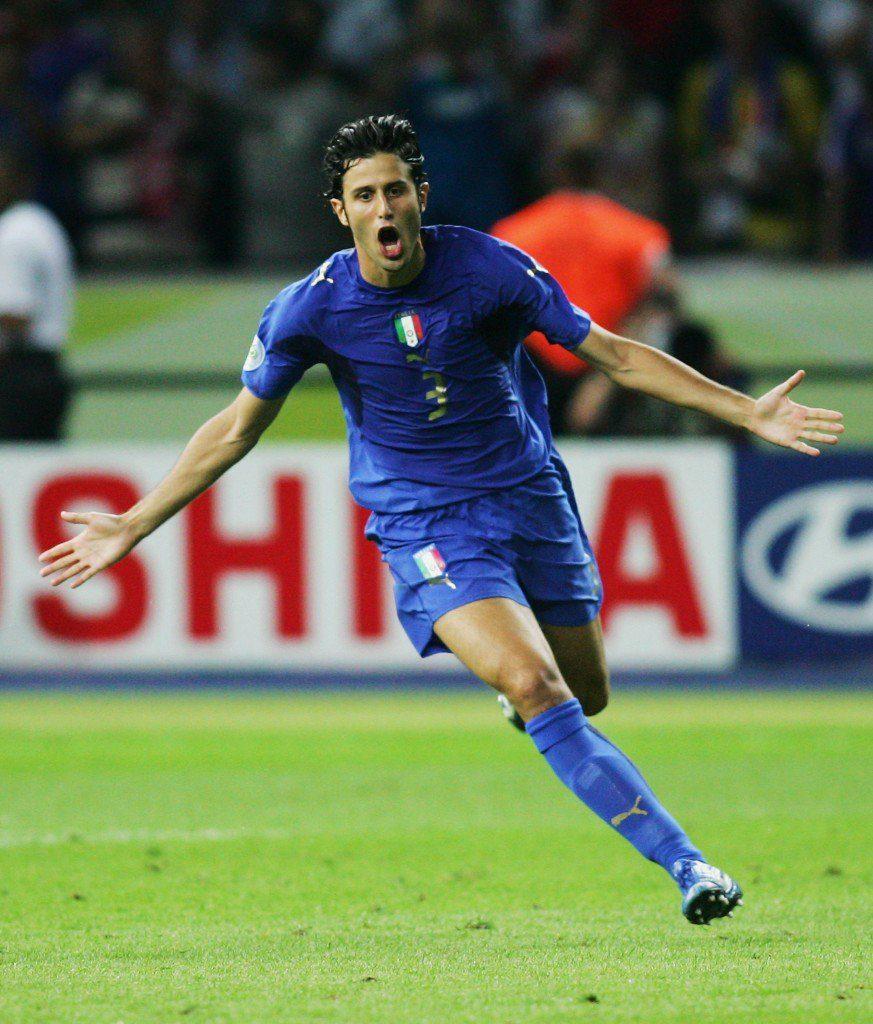 Fabio Grosso ist bei vielen Fans wegen seiner theatralischen Spielweise unbeliebt. Foto: Getty Images