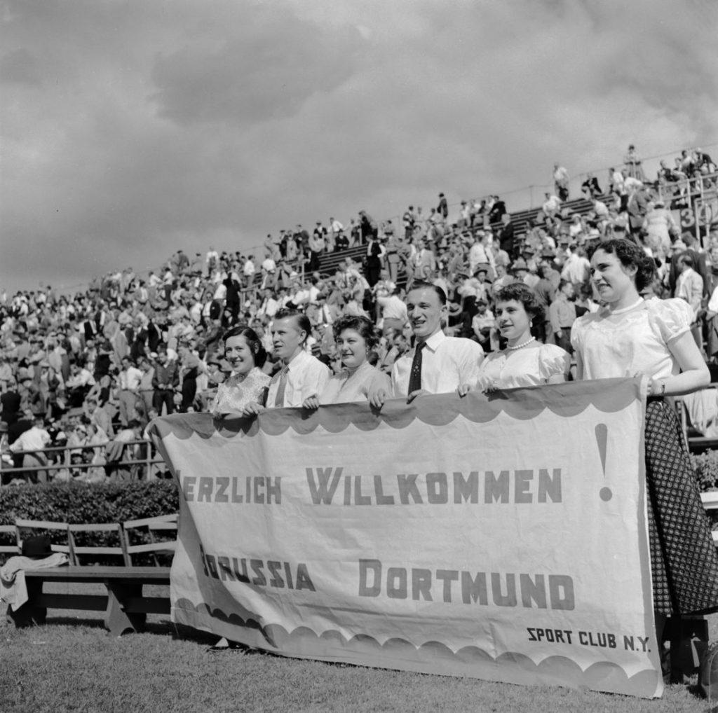 Das kommunistische Ostdeutschland mitten in Dortmund.