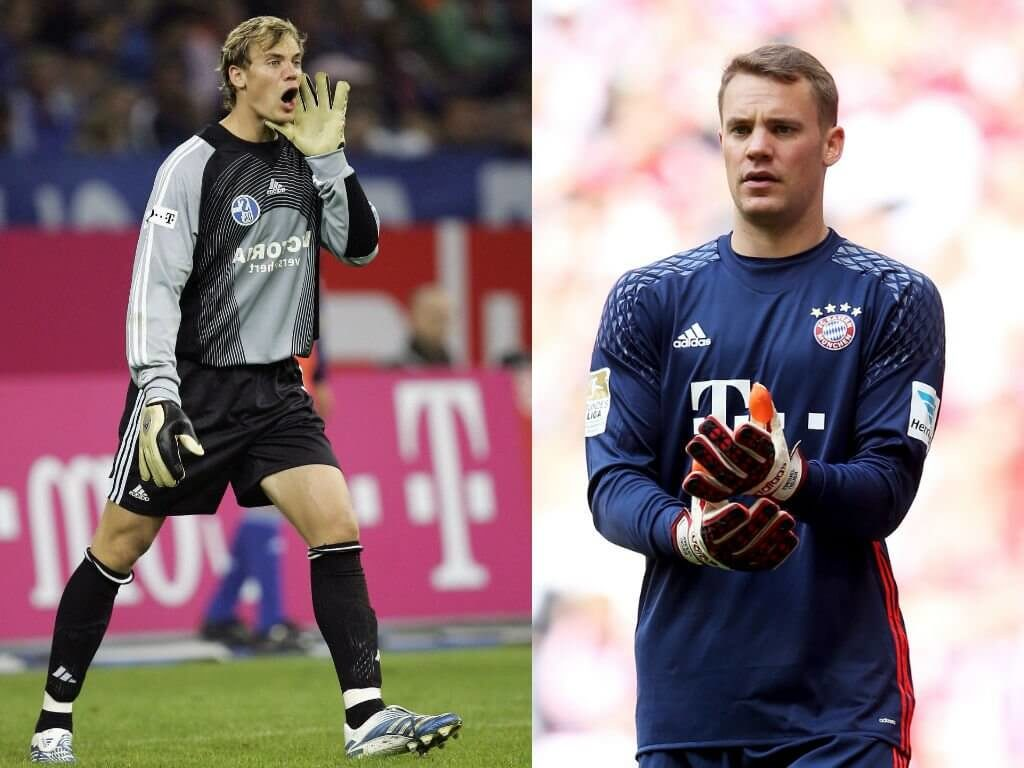 Manuel Neuer (From Schalke to Bayern) – Schalke was not good enough anymore.