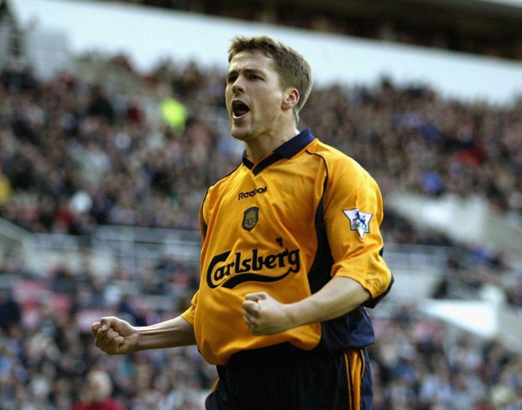 Michael Owen schaffte den Durchbruch beim FC Liverpool. Foto: Getty Images