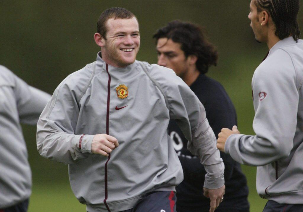 Mit 23 hatte Wayne Rooney bereits 100 Tore in seine Karriere erzielt. Foto: Getty Images