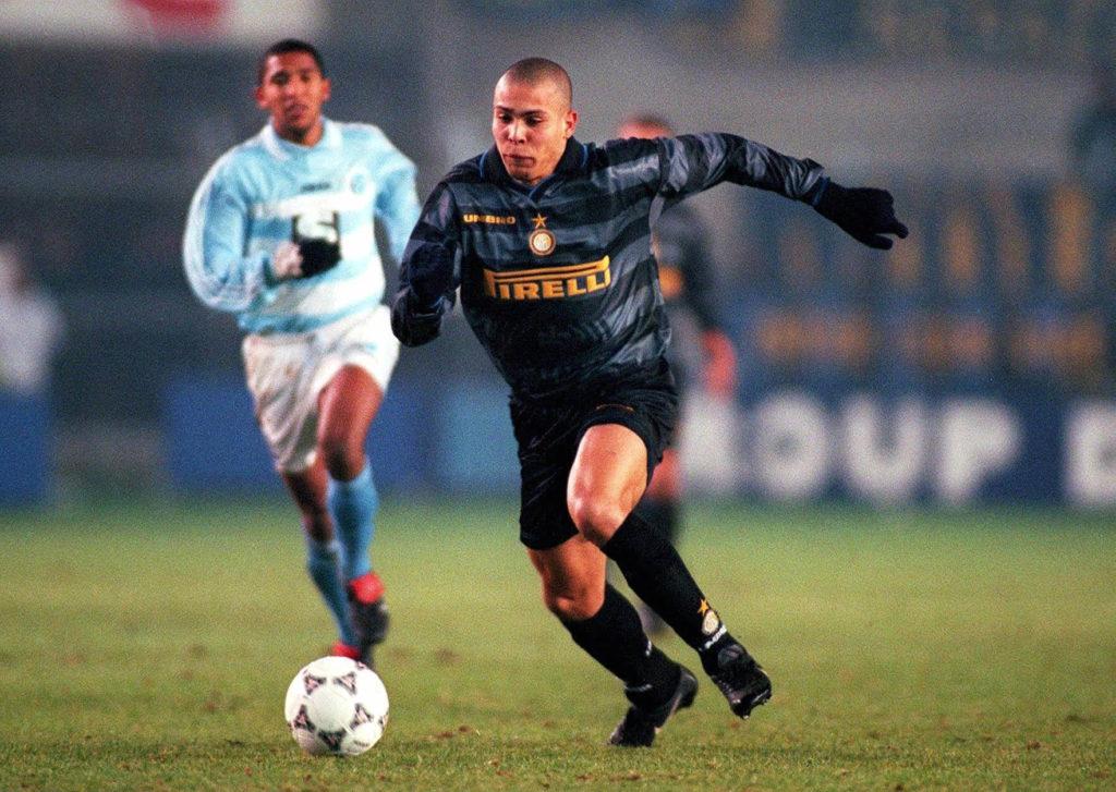 Ronaldo war eine echte Tormaschine. Foto: Getty Images