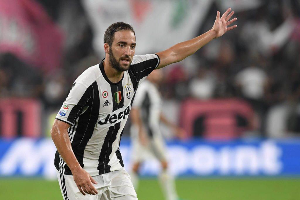 Gonzalo Higuaín hat schon für einige Topclubs gespielt. Foto: Getty Images