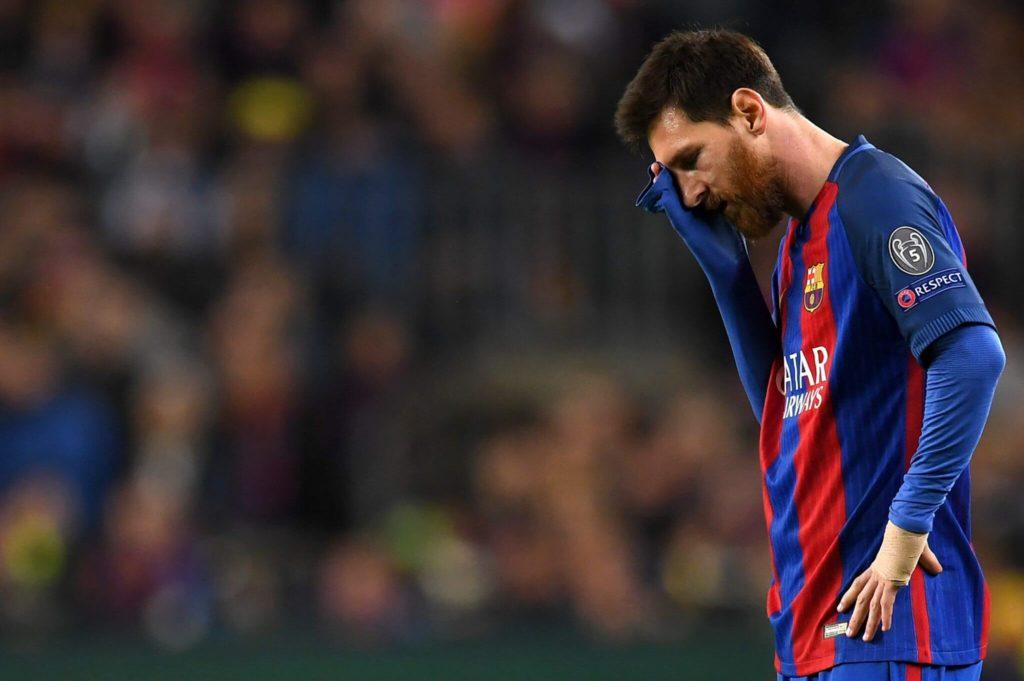 Verbringt Lionel Messi seine gesamte Karriere beim FC Barcelona? Foto: Getty Images