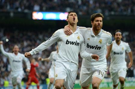 Ronaldo vs Bayern