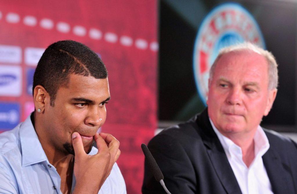 Breno und der FC Bayern - das ging nicht zusammen.