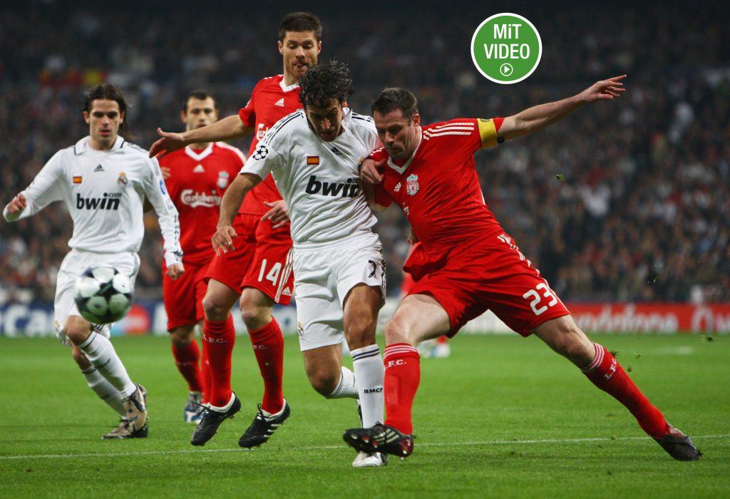 Auch Senor Raul kam ohne roten Karton aus. Foto: Getty Images