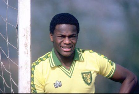 Justin Fashanu wurde mit einem spektakulären Tor in der Saison 1979/1980 zum Star.