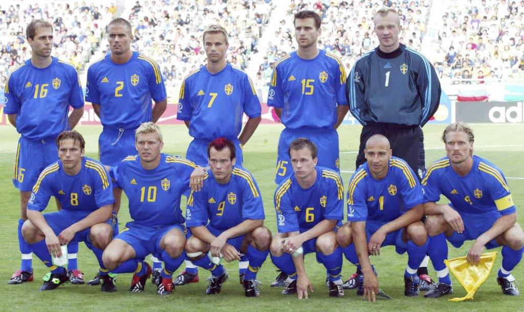 Auch zusammen für Schweden. Foto: Getty Images