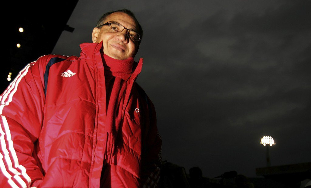Felix Magath - Meistertrainer. (Photo by Alexander Hassenstein/Bongarts/Getty Images)