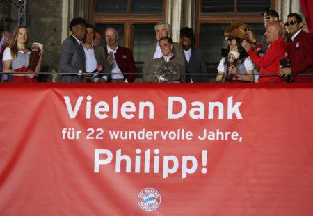 Philipp Lahm - Bayern München (Photo by Alexandra Beier/Bongarts/Getty Images)