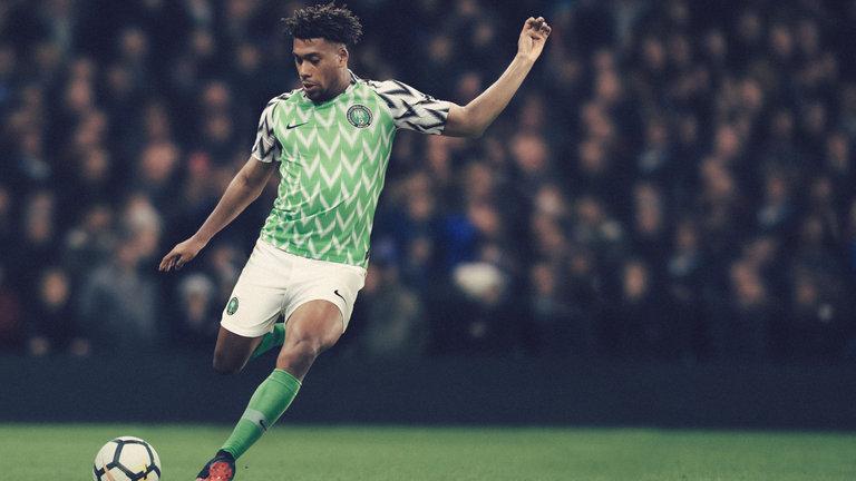 Nigeria are the Super Eagles
