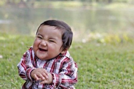 Lachen über den HSV