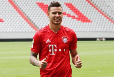 Lucas Hernández FC Bayern München Vorstellung