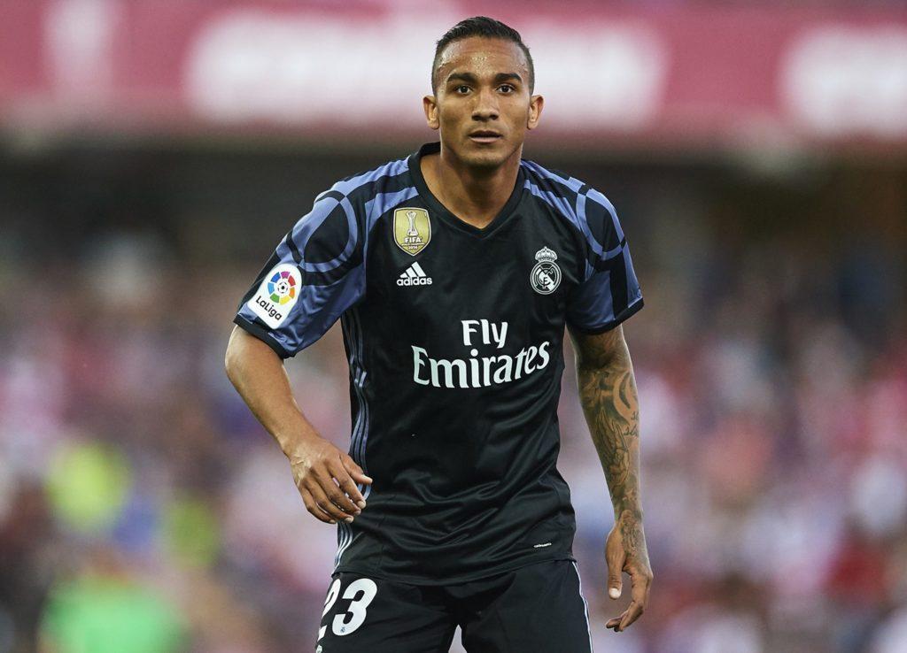 Danilo konnte sich nicht durchsetzen. Foto: Getty Images