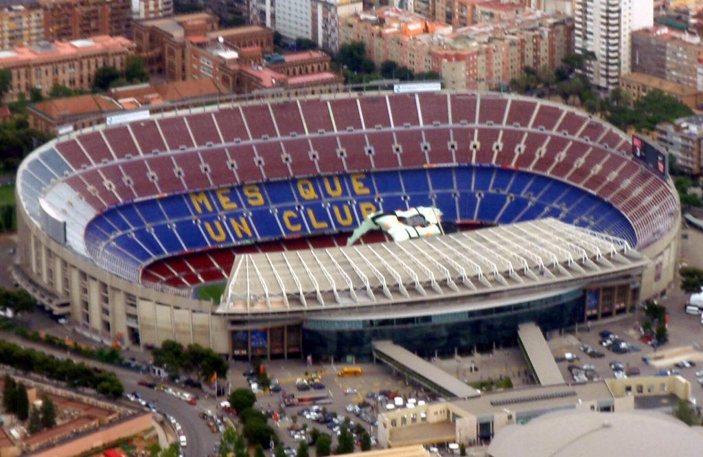 Das Freundschaftsspiel im Barca-Stadion brachte das Unglück. Foto: Getty Images