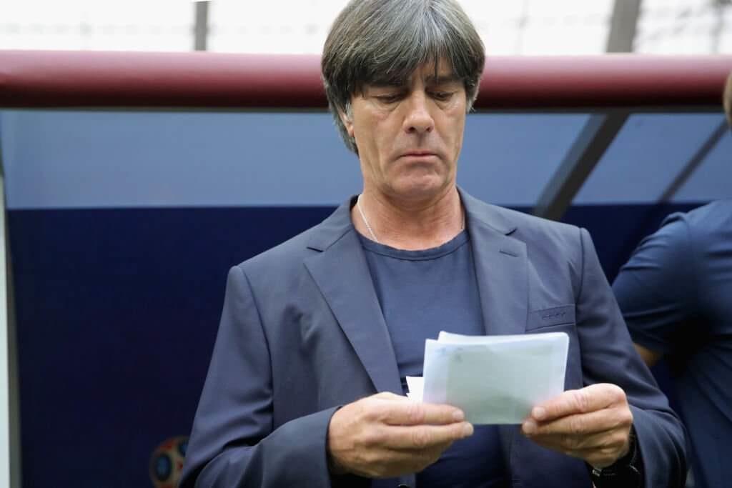Jogi Löw profitierte von neuen Talenten. Foto: Getty Images