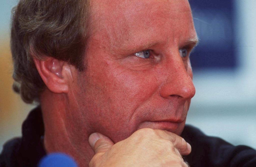 Berti Vogts (Photo by Martin Rose/Bongarts/Getty Images)