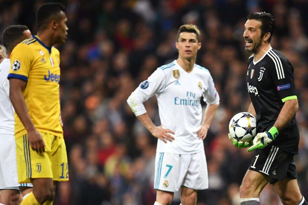 Buffon und Real Madrid geht gar nicht. Foto: Getty Images