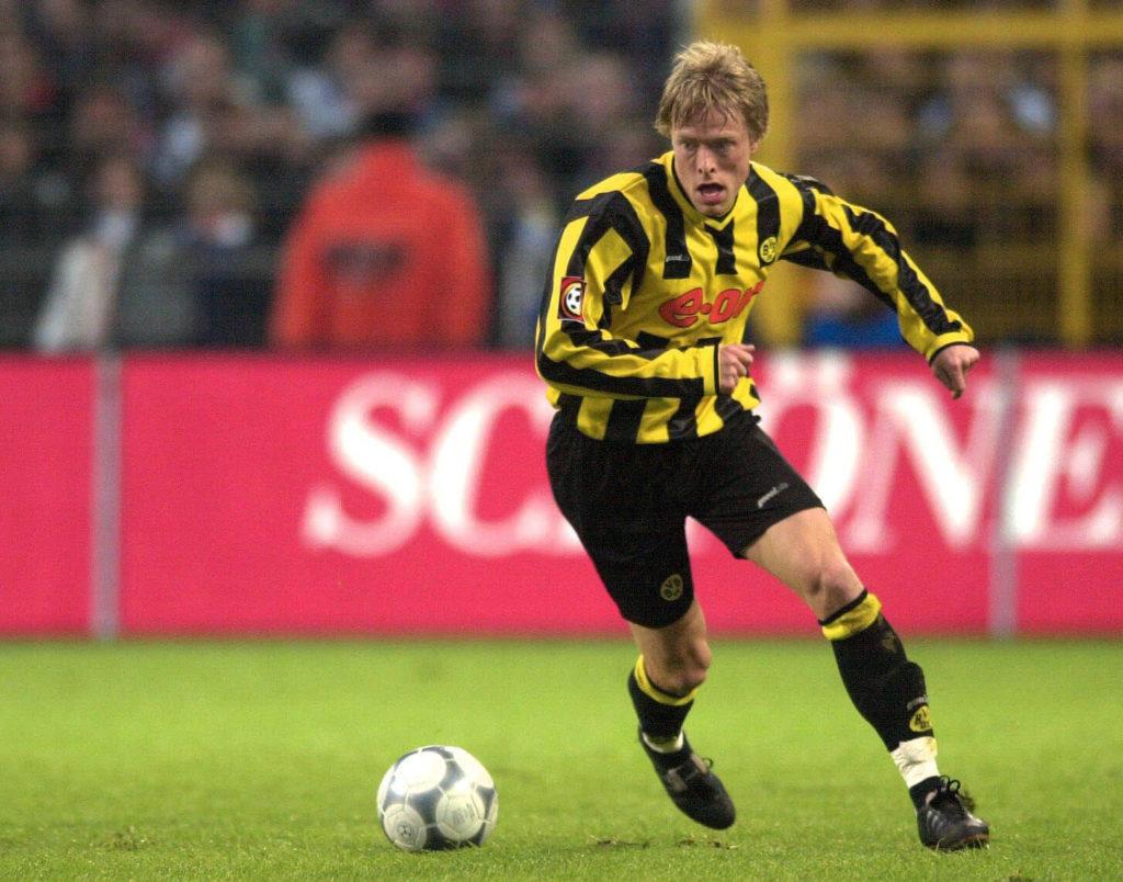 Jan Derek Sörensen ist nur eingefleischten BVB-Fans ein Begriff. Foto: Getty Images