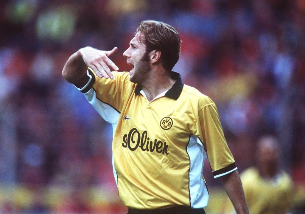 1998 zahlte Dortmund eine Mange Geld für Sergej Barbarez. Foto: Getty Images