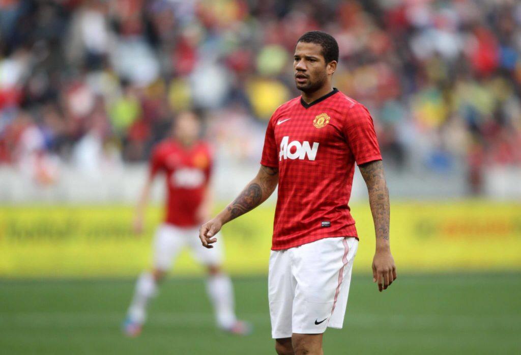 Bebe setzte sich bei Manchester United nicht durch. Foto: Getty Images