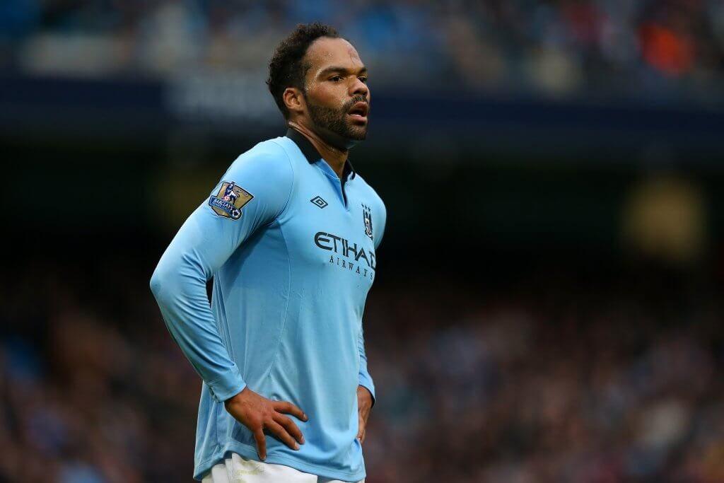Joleon Lescott war Teil eines großen Investitionsprojektes von Manchester City. Foto: Getty Images