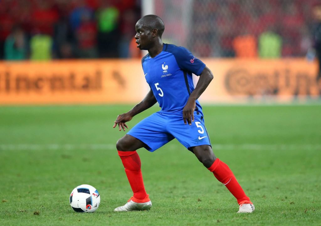 N'Golo Kante ist bekennender Moslem. Foto: Getty Images