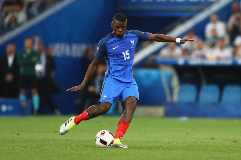 Paul Pogba wurde in Frankreich geboren, seine Eltern stammen aber aus Guinea. Foto: Getty Images