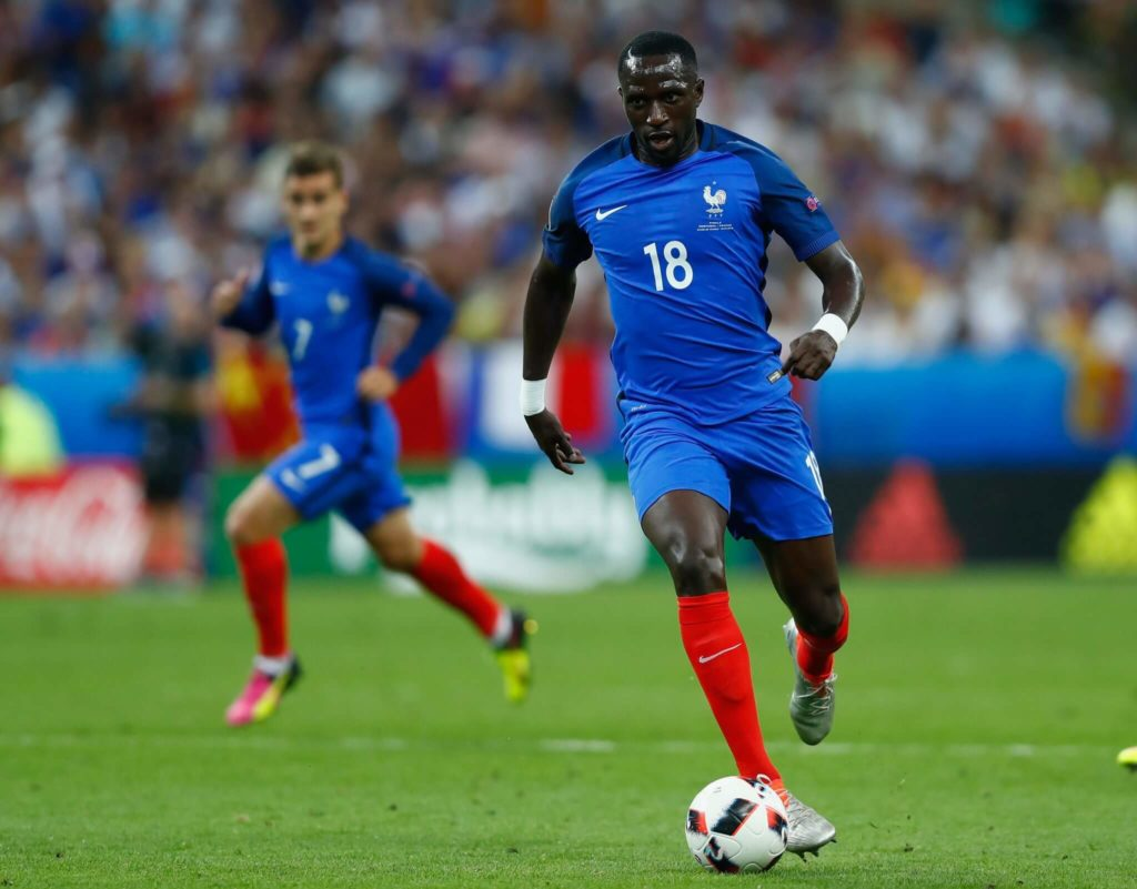 Frankreichs Impulsgeber in der Offensive: Moussa Sissoko. Foto: Getty Images