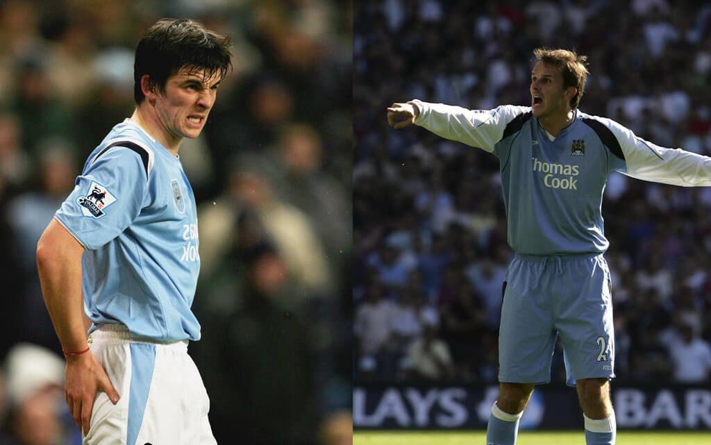 Joey Barton vs Dietmar Hamann. Foto: Getty Images