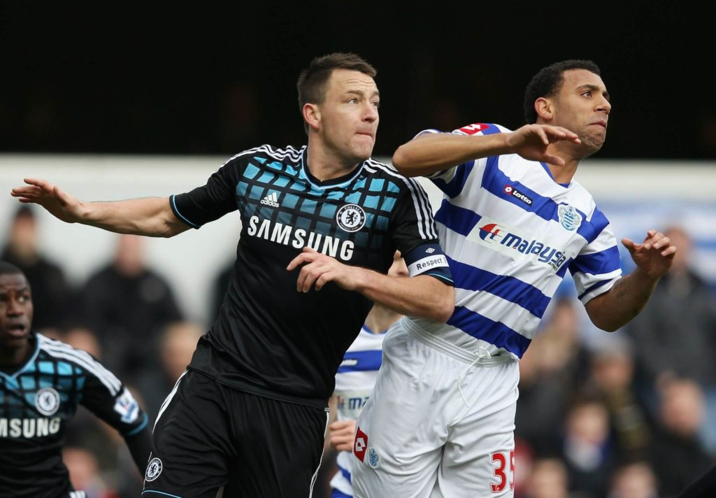 Ferdinand-Brothers vs John Terry. Foto: Getty Images