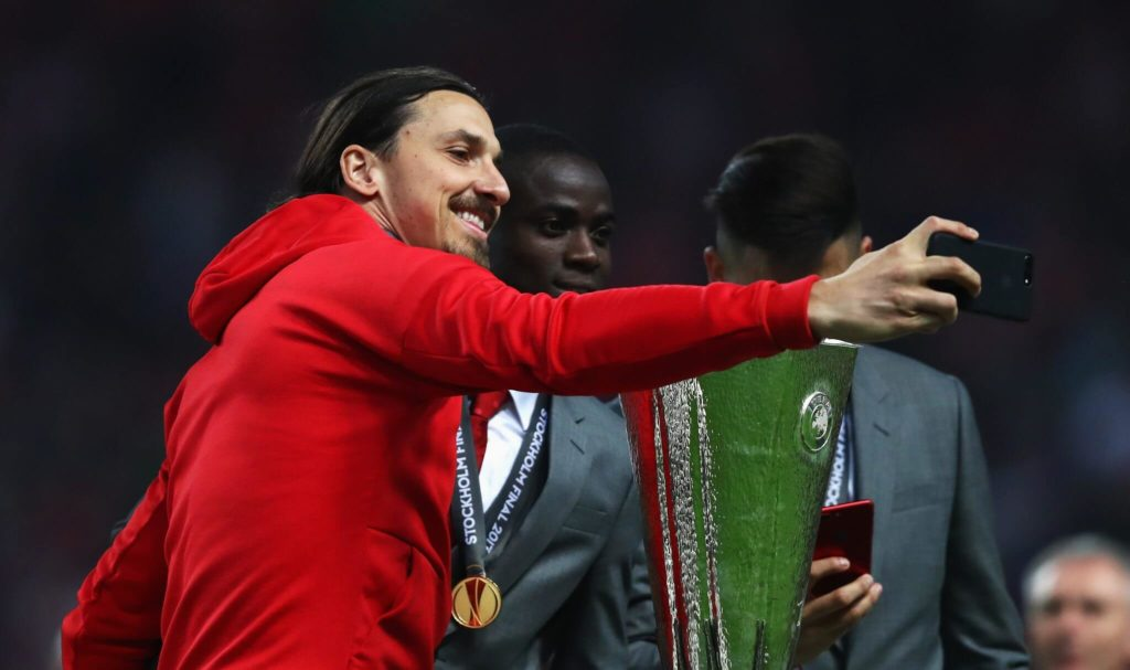 Der Mythos Zlatan Ibrahimovic (Photo by Dean Mouhtaropoulos/Getty Images)