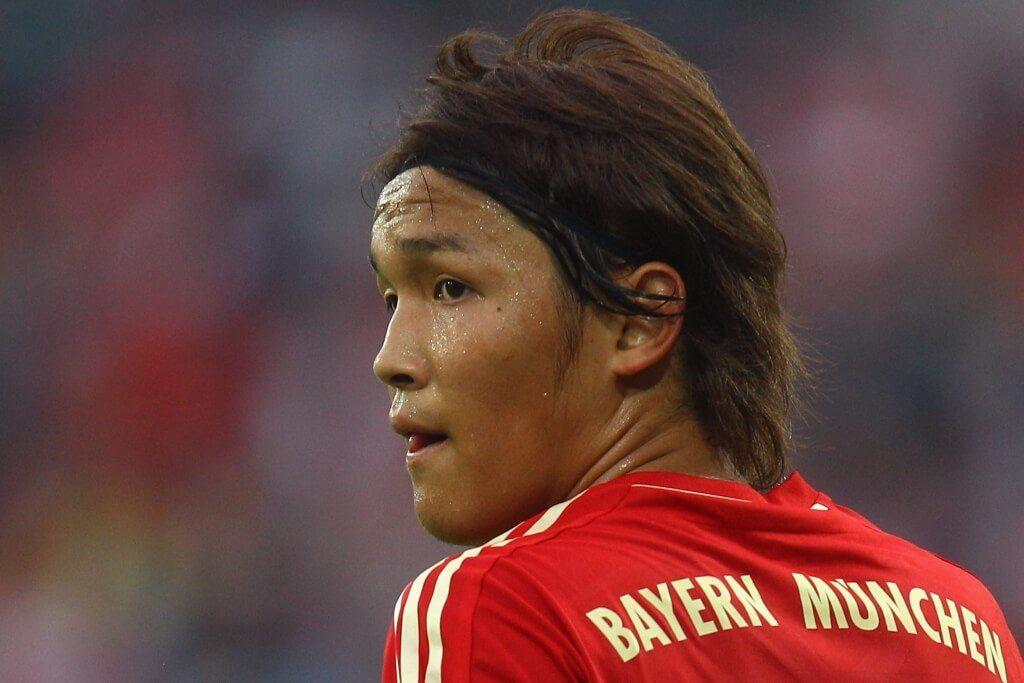 Takashi Usami blieb nur ein Jahr in München. Foto: Getty Images