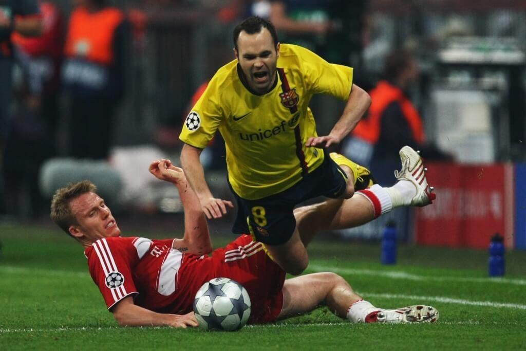 Christian Lell kam aus der Bayern-Jugend und galt als großes Talent. Foto: Getty Images