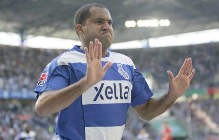 """Ailton war 2004 """"Fußballer des Jahres"""" und war mit Werder Bremen extrem erfolgreich. Foto: Getty Images"""