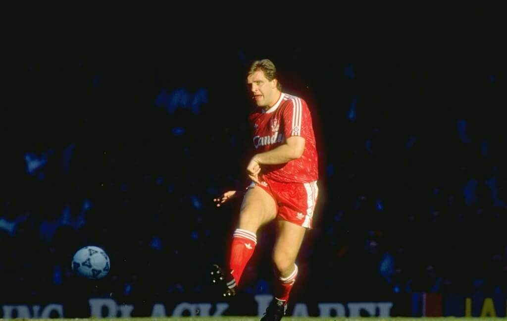 Molby was a feared penalty shooter in the Premier League.