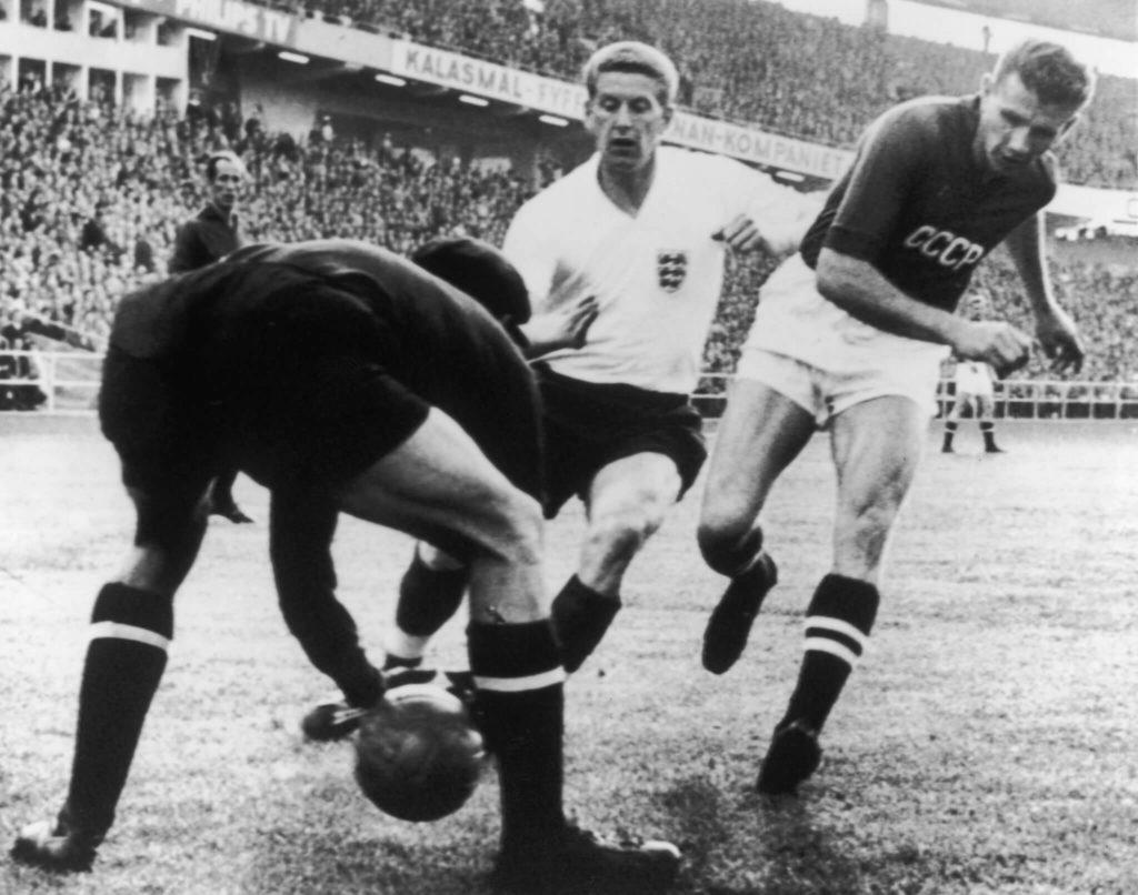 Lew Jaschin war einer der besten Keeper aller Zeiten. Foto: Getty Images