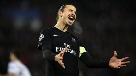 Seine erfolgreichste Zeit in Europa hatte Zlatan Ibrahimovic bei Paris St.-Germain.