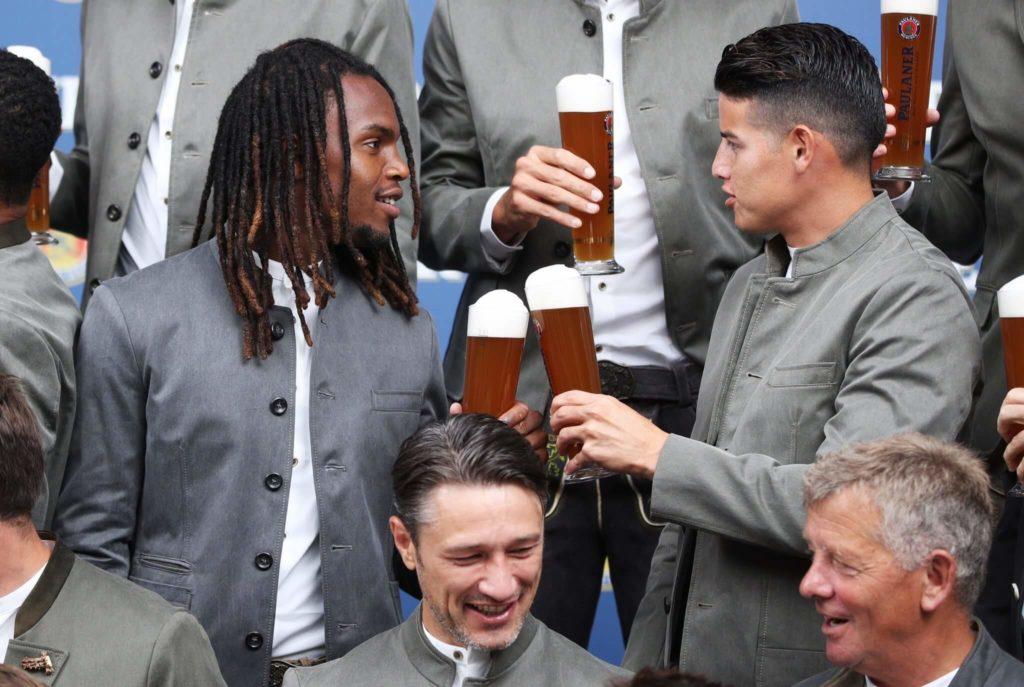 Große Enttäuschung statt Wunderkind - Renato Sanches beim FC Bayern München. Foto: Getty Images