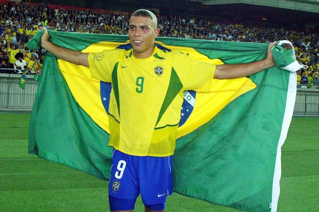 Ronaldo auf dem Höhepunkt. Foto: Getty Images