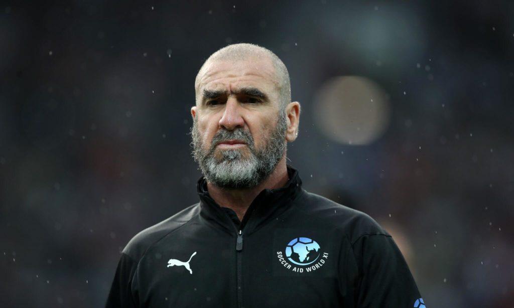 Eric Cantona - ein ganz besonderer Böser Bube. Foto: Getty Images